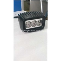 12W Cree Off-Road LED Work Light, Driving Light for Any Car, Vehicle