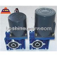 25W 40W 60W Worm Gearbox Reducer AC Motor