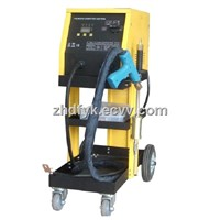 Auto body repair machine