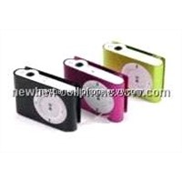 CP302: Hot Shuffle Clamp MP3 Player, Support TF card,good quality, low price, !!