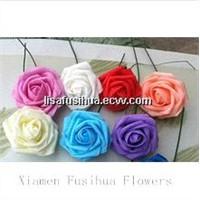 EVA Foam Rose Stem Flower, Wholesale Silk Flowers