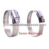 Euro Type Hose Clamp