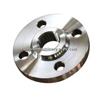 Forged Weld Neck Carbon Steel A105 Flange, AWWA, DIN, JIS and BS Standards