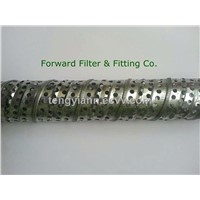 Fuel Oil Filter Cartridge-perforated
