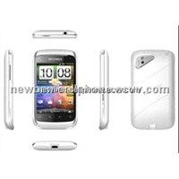 G15N: Android OS phone, 2 SIM with WiFi and TV, nice shape,fast speed!!