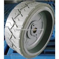 Genie105122, Solid Tyre 12x4.5