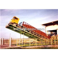 KRD Container Discharger