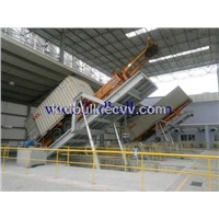 KRD Container Discharger Unloading System