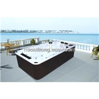 Monalisa outdoor  swimming spa tubs massage bahttub whirlpools hot tub