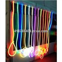 SMD 360 degrees neon flex-240V-multicolor
