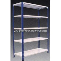 Slotted Angle steel shelf