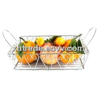 Stainless Steel Fruit Basket/ Iron Wire Fruit Basket