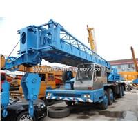 Used Tadano Truck Crane TG500E / 50ton Tadano Truck Crane
