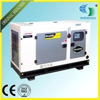 16KW Mitsubishi diesel generator & Stamford alternator
