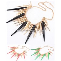 2013 Costume&Fashion Fine Artificial Jewelry Necklace Gift Display Nk4077