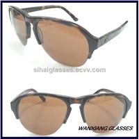 2014 High Quality Cool Special Design Half Frame Sunglasses
