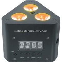 2014 New American DJ Light 3pcs*3W RGB 3in1 LED Corner Light,LED Effect Light