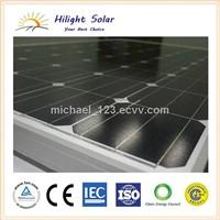 250 watt solar panel / 250Wp mono solar panel