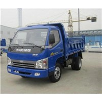 2ton Diesel Euro1 Dump Truck with Single Cab