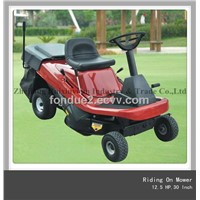 30''/12.5HP Riding Lawn Mowers,Garden Tractor Mower,Lawn Tractor