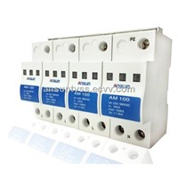 380V 100KA Three phase AC power surge protector lightning arrester