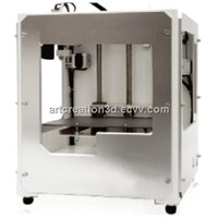 3D Printer AC4 with LCD DISPLAY, HIGH QUALITY PRINTING RESULT AND IMPORTED HIWIN SCREW Z AXIS
