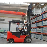 3Ton Capacity Electric Powered Forklifts