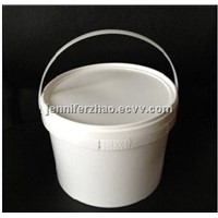 4Litr Bucket ,Ice Cream Bucket with Evident Proof Lid ,Nice Finish ,Heat-Resistant