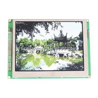 5 inch tft lcd display module with resistive touch screen  640x480 (CJT05001)