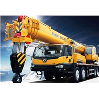 70Ton XCMG Mobile Truck Crane, Big Construction Equipent Traveling Crane