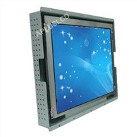 7'' Industrial Open Frame Touch Screen LCD Monitor with LED Backlight,300nits,800x480