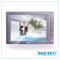 8 inch lcd touch screen monitor with VGA hdmi