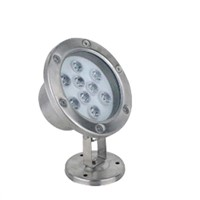 9W LED Underwater Light