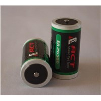 ACT- ER26500 size C primary lithium battery