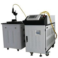 Advanced Automobile Steel Sheet Fiber Laser Welder