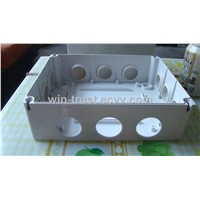 Ammeter Box Plastic injection Mould