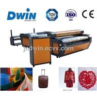 Auto Feeding Cloth Laser Cutting Machine DW1626