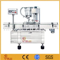 Automatic Rotary Capper, Bottle Capping Machine