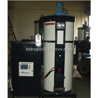 Automatic feeding biomass pellet hot water boiler