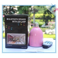 ST4 LED Bluetooth Speaker with Remote Control