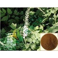 Black Cohosh extract  Black Cohosh glucoside, Actein Black cohosh