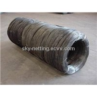 Black Oiled Box Wire