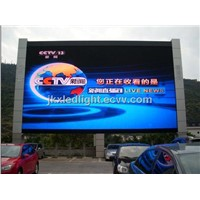 Cabinet Screen P13 Outdoor SMD Electronic Advertising Billboard