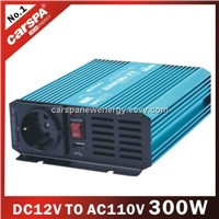 Carspa pure sine wave power inverter dc to ac 300W