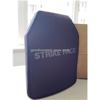 Ceramic and PE Composited Ballistic Plate