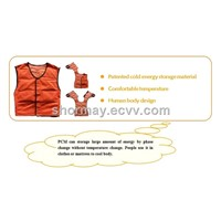 Cheap reflective safety vest cooling vest for worker in summer