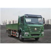 China Made 25ton Big Truck Sinotruk Grid Cargo Truck