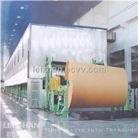 China Manufacturer for Kraft Paper Machine / Craft Paper Making Machine
