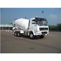 Concrete Mixer Truck price 8m3 Concrete Mixer Truck with HOWO Chassis