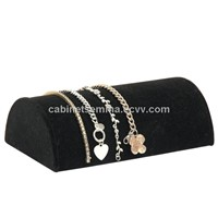 "Counter Black Bracelet Ramp 8-1/4"" x 5"" x 2"" H"
